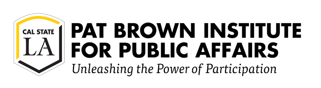 Pat Brown Institute Logo