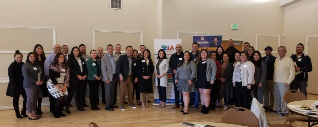 SELA Region Census Roundtable with Assemblymember Anthony Rendon and Senator Lena Gonzalez