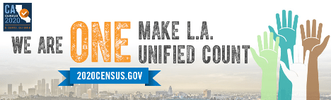LAUSD Census Partnerships Information Session